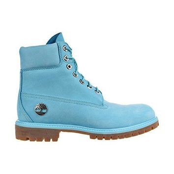 Timberland 6 Inch Premium Men's Boots Blue tb0a1jm5  timberland boots for men