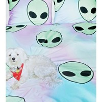 Sugarpills Aliens Bedding | Dolls Kill