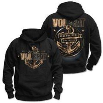 Volbeat | Anchor Pullover Hoodie