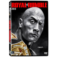 WWE Royal Rumble 2013 DVD