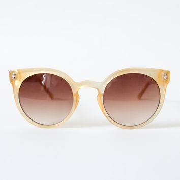 Lulu Gold Sunglasses