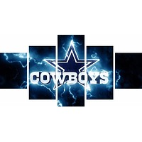 Dallas Cowboys Wall Art