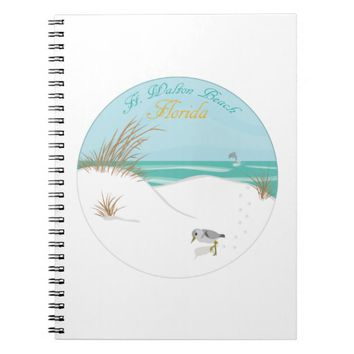 Ft. Walton Beach (Florida) Spiral Notebooks