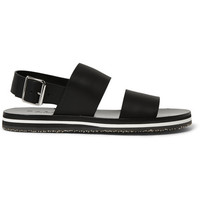 Marni - Two-Strap Leather Sandals | MR PORTER