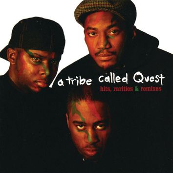 A Tribe Called Quest : Hits, Rarities & Remixes 2xLP