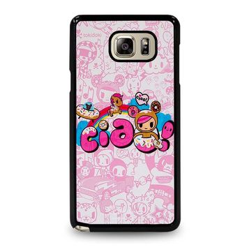 TOKIDOKI DONUTELLA UNICORNO CIAO Samsung Galaxy Note 5 Case Cover