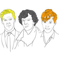 Colour me Benedict Art Print by Marwa Hamad | Society6