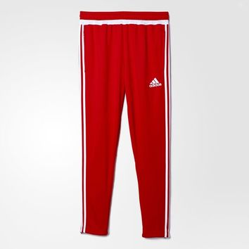 adidas Tiro 15 Training Pants - Red | adidas US