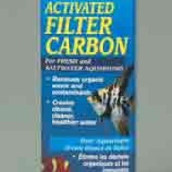 Activated Carbon 7oz - 1 Quart Milk Carton