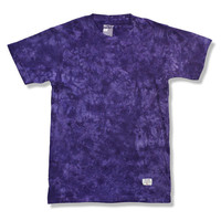 * Mister Chrome Dye Tee - Purple