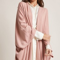Billowy Brushed Cardigan