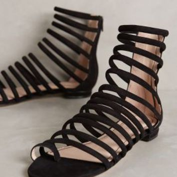 Jolie Gladiator Sandals by Klub Nico