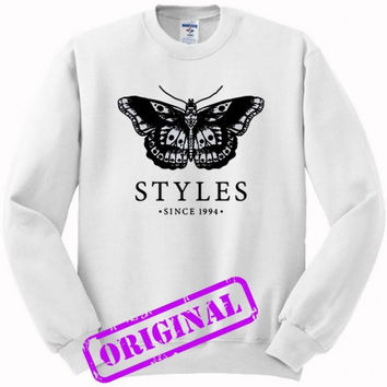Harry Styles 94 for sweater white, sweatshirt white unisex adult