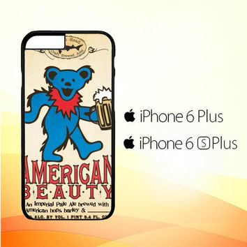Grateful Dead  X0346 iPhone 6 Plus|6S Plus Case