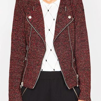 Tweed biker jacket - Shop the latest Fashion Trends