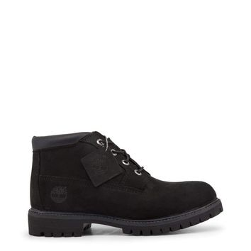 Timberland Af-Wp-Chukka Men Black Ankle boots - P-Chukka Men Black Ankle Boots