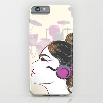 Music Overdose iPhone & iPod Case by Famenxt | Society6