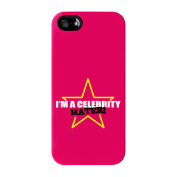 Celebrity Hater Full Wrap Premium Tough case for iPhone 5/5s by Chargrilled