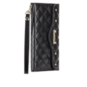 QUILTED FOLIO WRISTLET by Rebecca Minkoff for iPhone 6 Plus