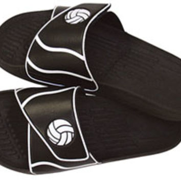 Midwest Volleyball Warehouse - Exclusive MVW Velcro Volleyball Sandal