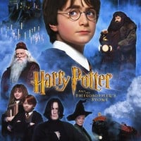 Harry Potter and the Sorcerer's Stone 27x40 Movie Poster (2001)
