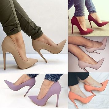 Shoeselfee Work Stilettos