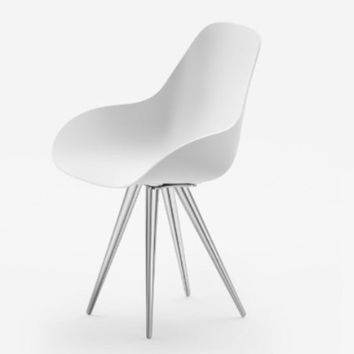 Angel Contract Dimple Chair - FullModern