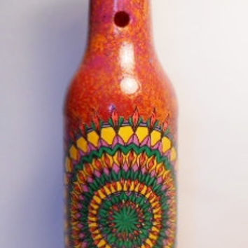 Incense bottle