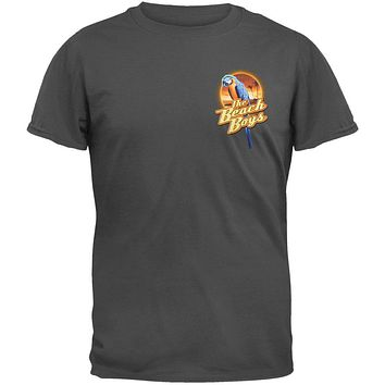 Beach Boys - Parrot Pocket Logo T-Shirt
