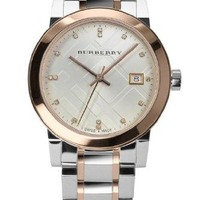 Burberry Ladies The City Watch BU9127