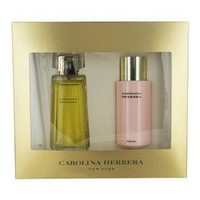 HERRERA by Carolina Herrera SET-EAU DE PARFUM SPRAY 3.4 OZ & BODY LOTION 6.7 OZ for WOMEN $64.95