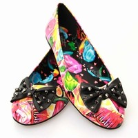 Iron Fist Sweets For My Sweets Flats - Pink