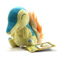 Pokemon Center Canvas Plush - Cyndaquil/Hinoarashi