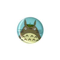 My Neighbor Totoro Leaf Pin