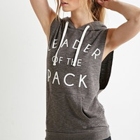 Leader of the Pack Athletic Hoodie