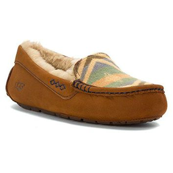 UGG Womens Ansley Pendleton  UGG slippers women
