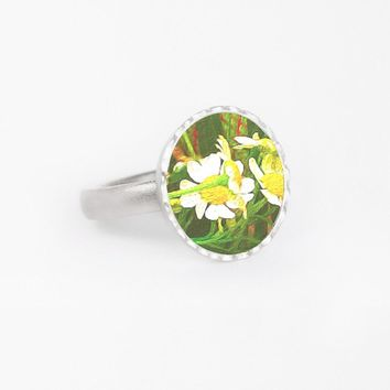 daisy touch ring