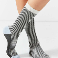 Pair Of Thieves Cashmere Striped Crew Sock | Urban Outfitters