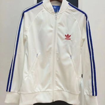 Bailianyi :adidas Originals Embellished Arts Bomber Jacket With Butterfly Embroidery