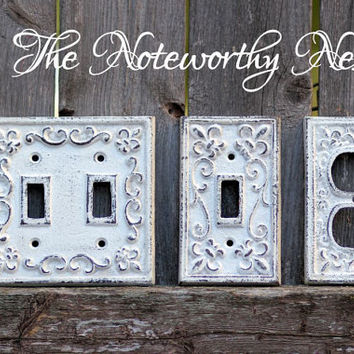 Cast Iron Switch Plates Light Covers Switchplate