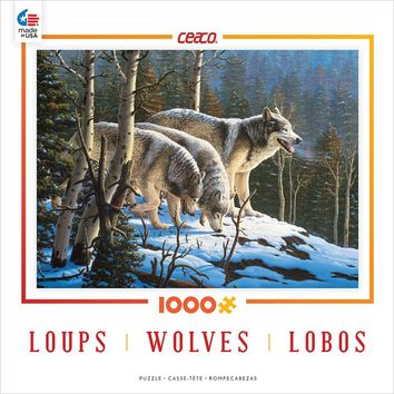 Wildlife - 1000 Piece Jigsaw Puzzle
