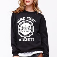 Dimepiece University Crew Fleece - Womens Hoodie