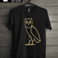 OWL DRAKE - OVOXO T-SHIRT FOR MAN SHIRT,WOMEN SHIRT **