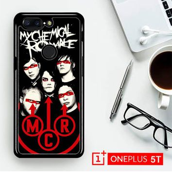 My Chemical Romance C0351  OnePLus 5T / One Plus 5T Case