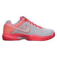 Nike Air Cage Court Pink/Grey Ladies Tennis Shoes