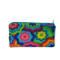 Small Cloth Wallet with Zipper, Pencil Case, Small Zippered Pouch