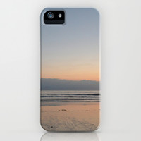 The Waves Silence iPhone & iPod Case by RichCaspian