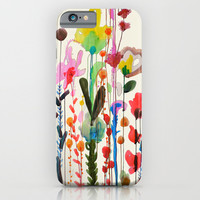 viva iPhone & iPod Case by Sylvie Demers