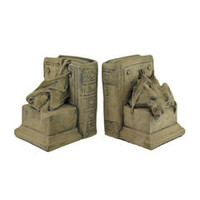 Cool Vampire Bat Medieval Bookends - Sears