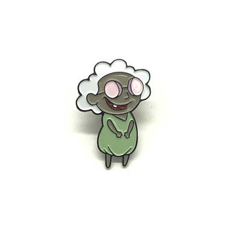 Little Muriel Enamel Pin